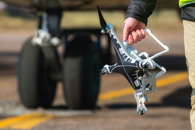 Drone regulation is becoming an increasingly important topic in many states