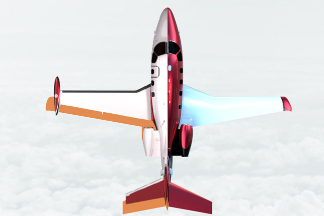 ONE Aviation's Eclipse EA700