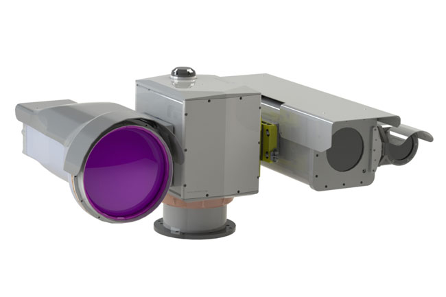 Gryphon's high-resolution optical camera