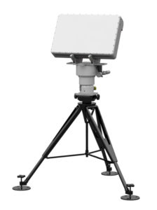 Drone detection radar