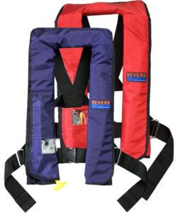 Revere ComfortMax Inflatable Life Vest