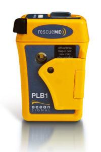 Ocean Signal rescueME personal locator beacon