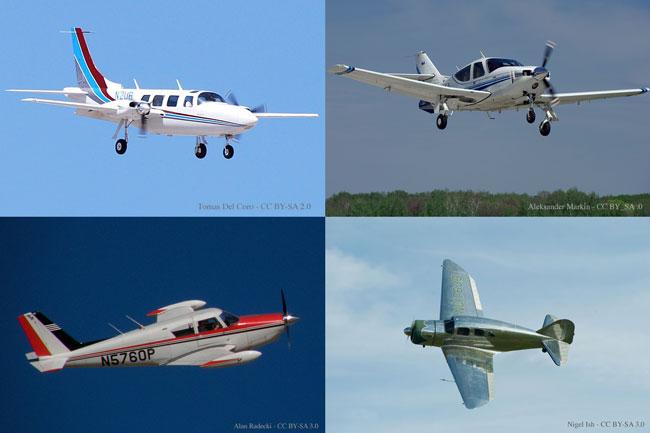 Prettiest GA Plane collage