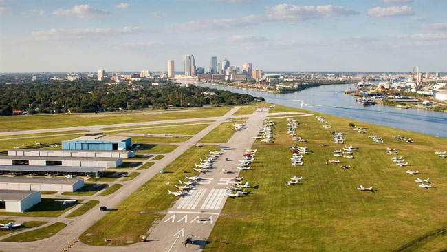 AOPA's Tampa Fly-In at Peter O. Knight Airport