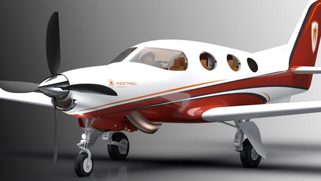 Kestrel Aircraft K-350