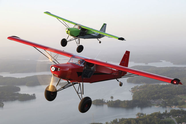 2017 Plane of the Year - Just Aircraft SuperSTOL