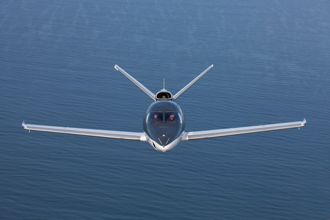 2017 Plane of the Year - Cirrus SF50 Vision Jet