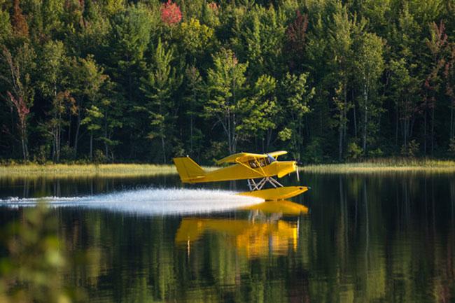 Is floatplane flying on your bucket list?