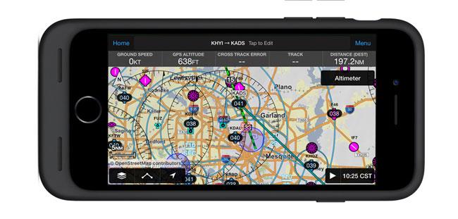 Garmin Pilot Thanksgiving pilot app update