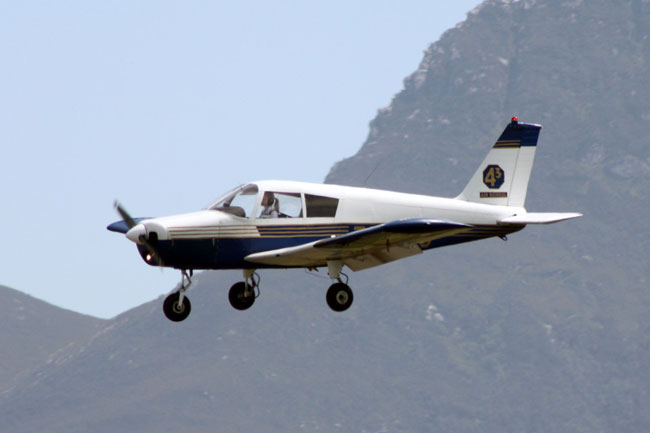 The proposed AD would affect Piper PA-28s like this one