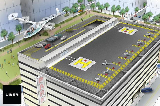 UberAir concept