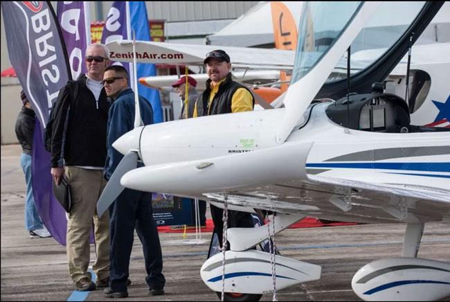 Sport Aviation Expo