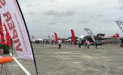 Wind at the U.S. Sport Aviation Expo in Sebring