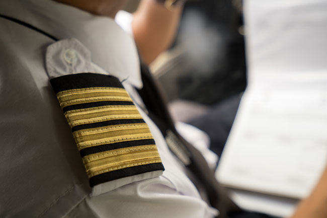 During an inflight medical crisis, part of the captain's job is to facilitate communications.