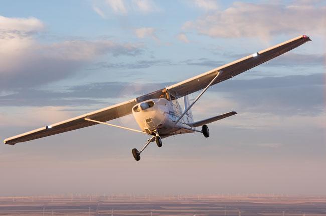 Pilot Report Turbodiesel Cessna 172 JT A Plane Pilot