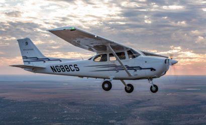 2018 Turbodiesel Cessna 172 JT-A