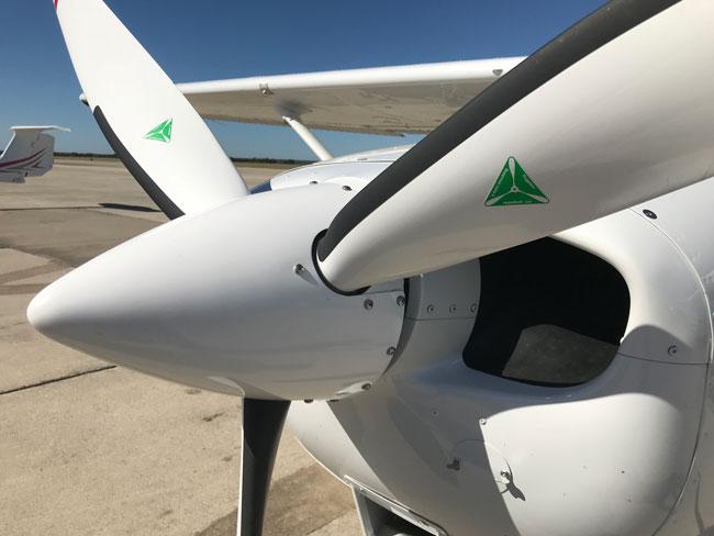 Cessna JT-A propeller