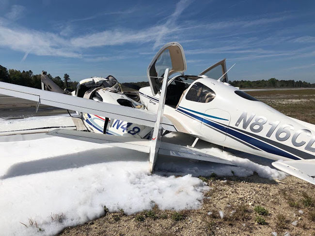 Cirrus accident