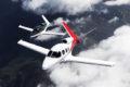 Cirrus Aircraft SF50 Vision Jet.