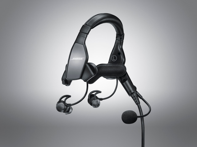 New Bose Headphones