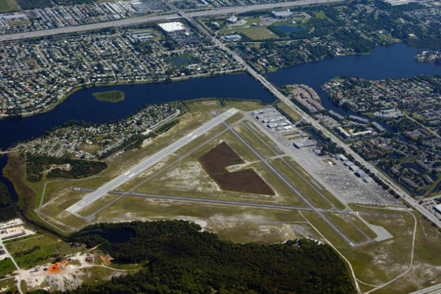 Palm Beach Country Lantana Airport