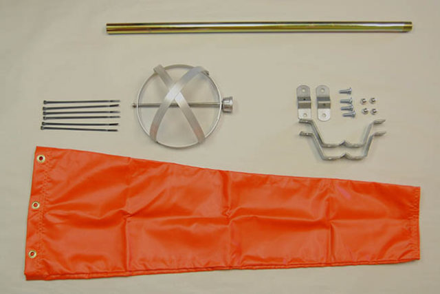 Portable Windsock Kit