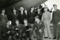 Memphis Belle with Original Crew