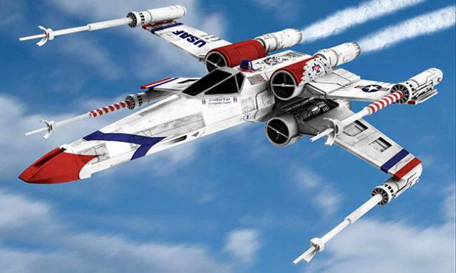 Thunderbird T-65B X-Wing