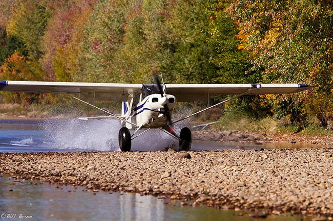 Big Tires Help with Landing