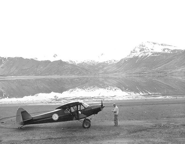 Super Cub in Alaska