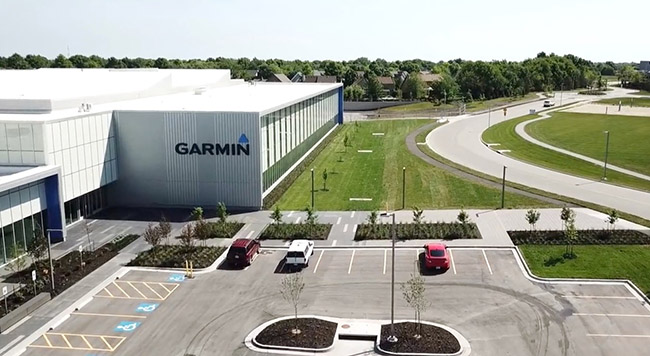 Garmin Expansion