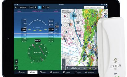 New Features, Lower Price for Sporty's Stratus 3 ADS-B Receiver