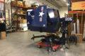Redbird Corsair Simulator