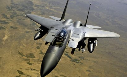 Flying The F-15 Eagle