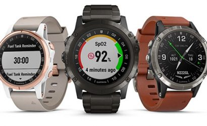EAA AirVenture Oshkosh 2018: Garmin's New D2 Watches Do What Now?