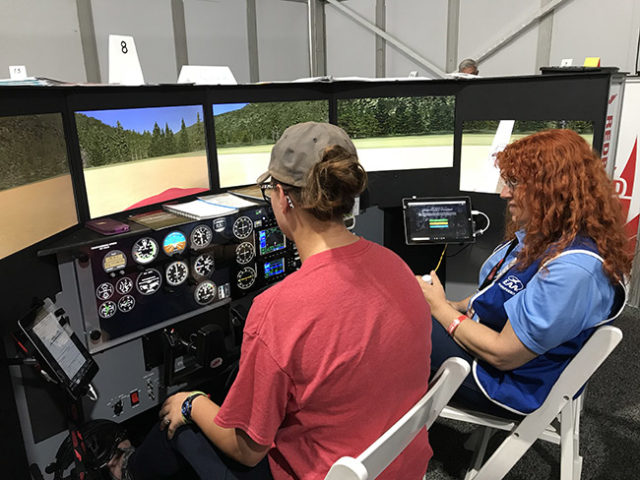 Pilot Proficiency Center