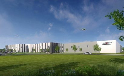 Continental Reports Progress On Its Ambitious New Facility
