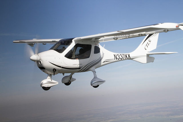 Flight Design CTLSi