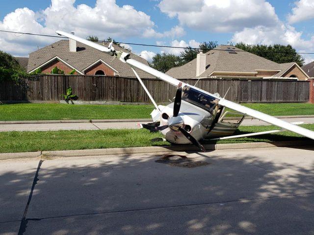 Cessna 206 crash