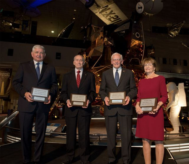 National Aviation Hall of Fame 2018 Inductees