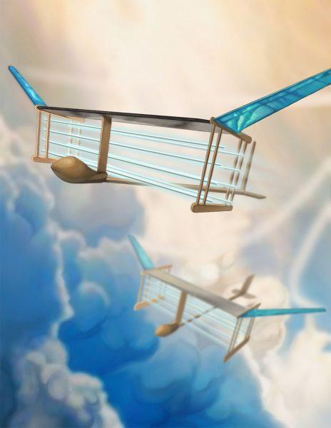 Ionice Wind Plane