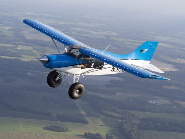Maule MX-7-180: Barebones With Big Tires For Big Fun - Plane & Pilot