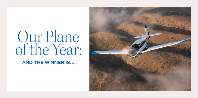 2018 Plane of the Year