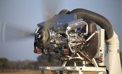 Cool Clean-Sheet Engine Nearing Finish Line