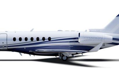 Cessna Longitude Gets Provisional Certification