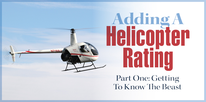 Adding a Helicopter Rating