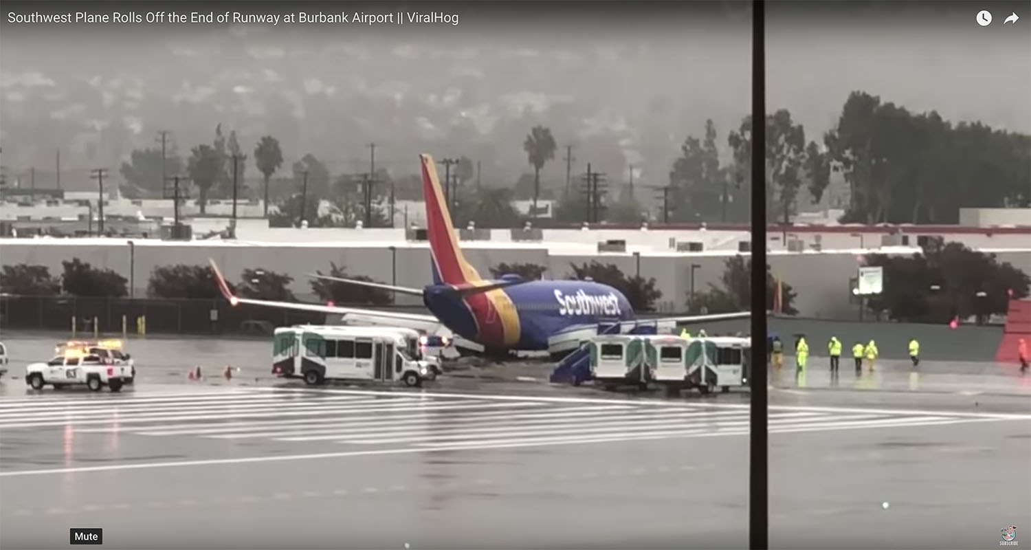 Going Direct: Burbank, Tailwinds, The Vice President and Landing Too Long