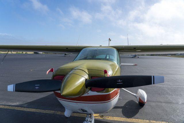 1973 Cessna 177b (Cardinal)