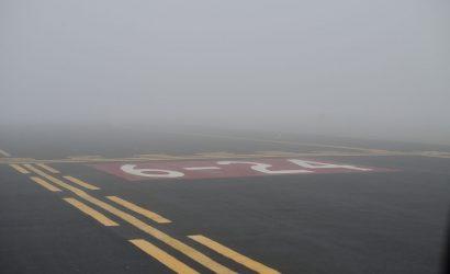 The Risk Of A Zero-Zero Takeoff