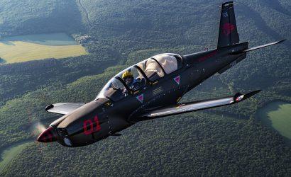 TB-30 Epsilon Flight Keeps Pilot Hooked On Flying